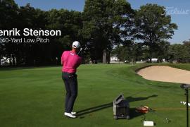 Henrik Stenson The 40-Yard Low Pitch