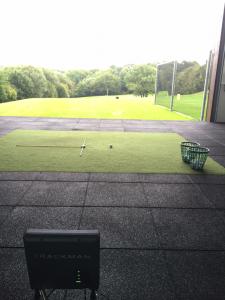Range Ball Study Setup
