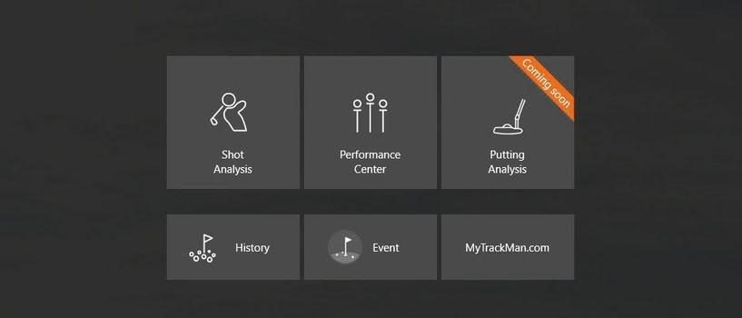 TrackMan Performance Studio 4.1