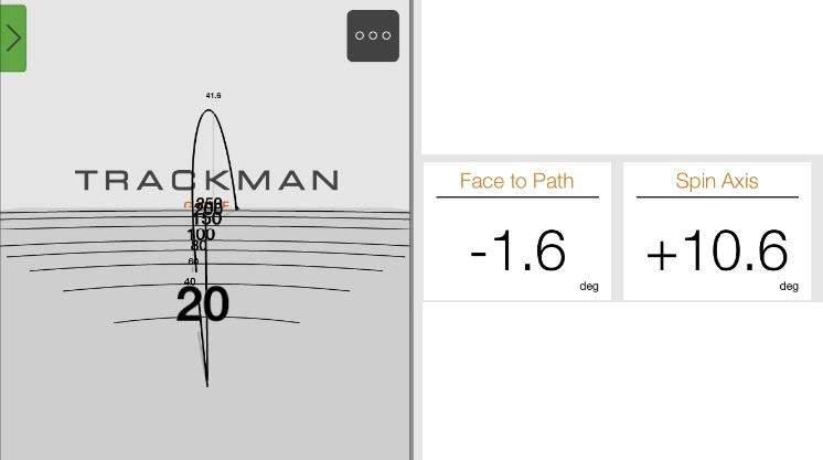 TrackMan - How's My Stirke Heel Strike