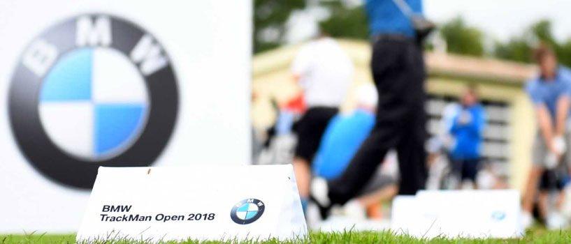 BMW TrackMan Open 2019