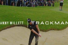 Danny Willett Talks TrackMan Simulator Golf